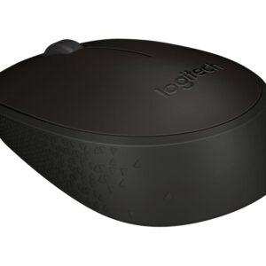 Logitech B170 Maus, 2.4 GHz, Schwarz