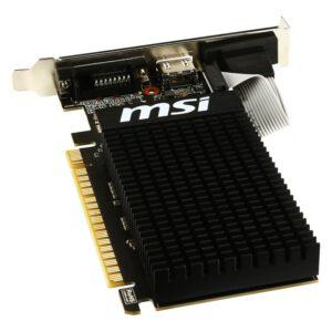 MSI Grafikkarte GT 710 – 1 GB DDR3