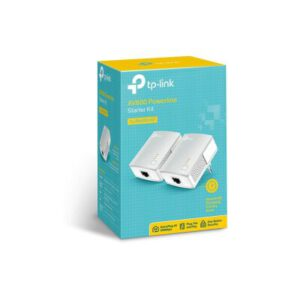 TP-Link TL-PA4020P Powerline AV600 2-Port Passthrough