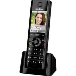 AVM FRITZ!Fon C5 DECT-Komforttelefon schwarz